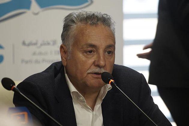 Nabil Benabdellah, secrétaire général du