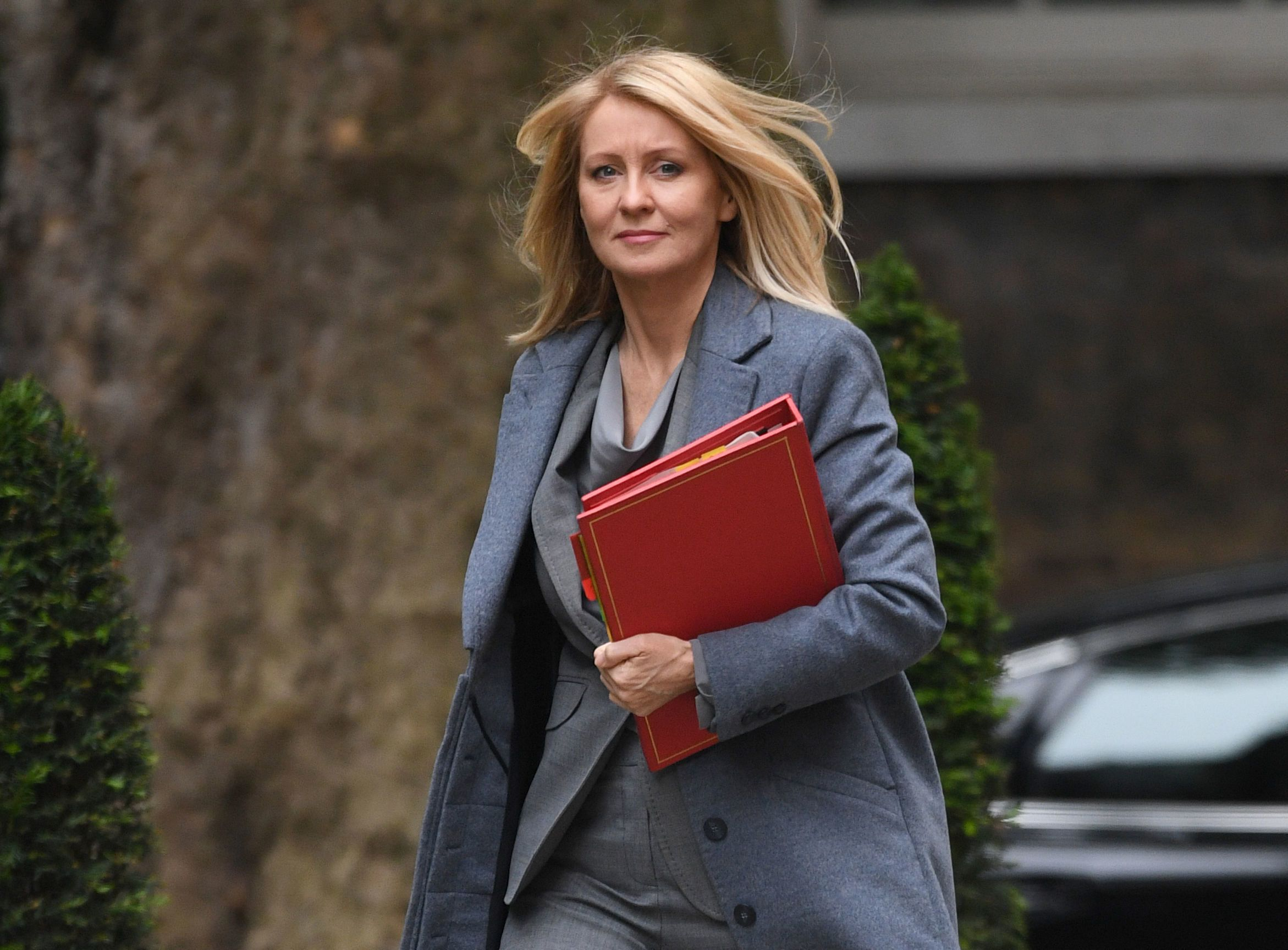 The NAO has said ministers, including Work and Pensions Secretary Esther McVey, will never be able to see if Universal Credit has succeeded in increasing employment.
