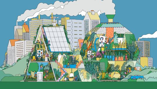 What Does The Eco Home Of The Future Look