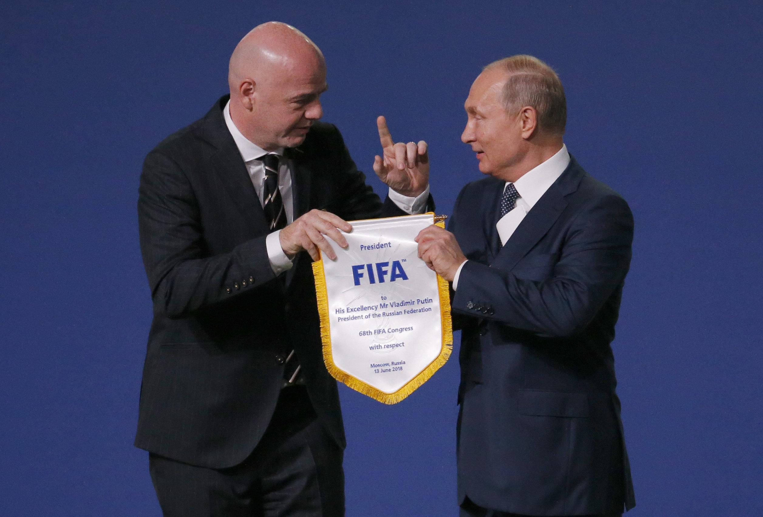 Fußball-WM 2018 in Russland im Live-Stream: Eröffnung online