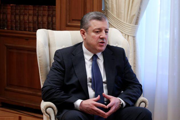 Γεωργία: Παραιτήθηκε ο πρωθυπουργός λόγω διαφωνιών με τον ηγέτη του κυβερνώντος κόμματος (και πλουσιότερο...