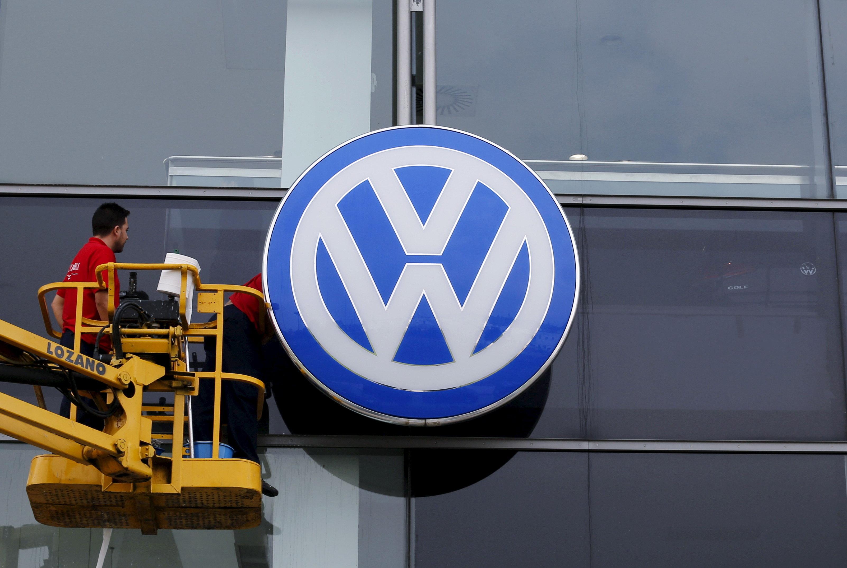 VW muss im Dieselskandal eine Milliarde Euro zahlen