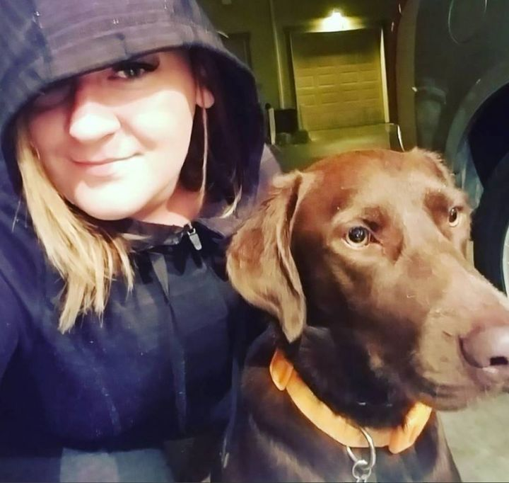 "Stephanie Carruthers, who uses the handle Snow, is a ""white hat"" hacker. Her dog Eros helps her fight crime online."