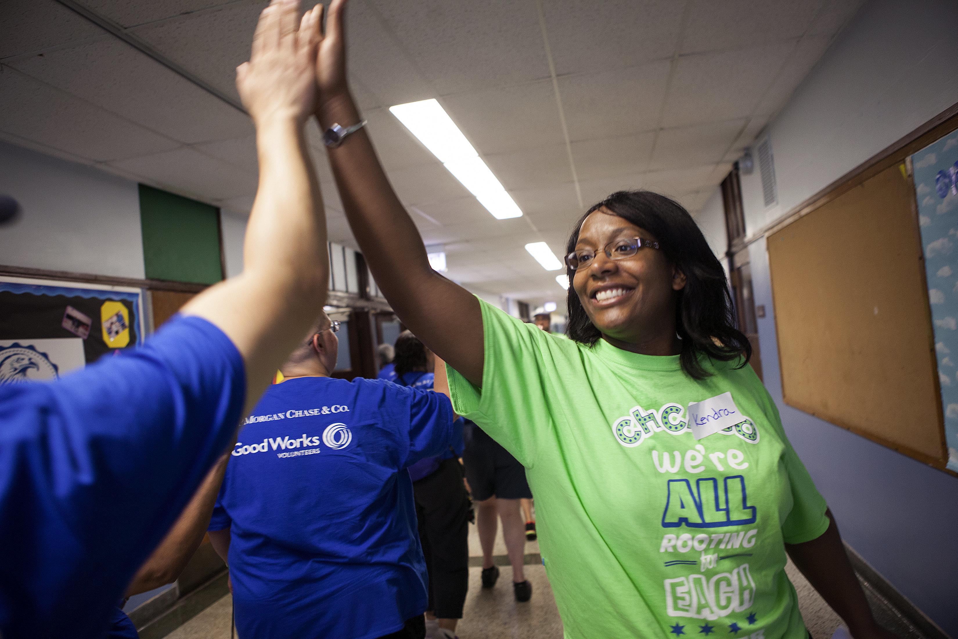 How Americans Volunteer In The Age Of