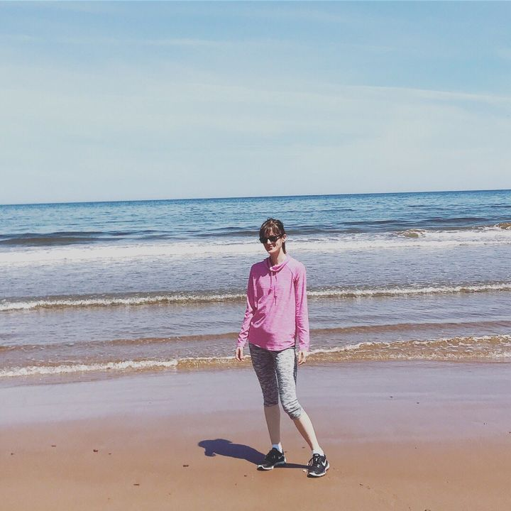 At Dalvay-by-the-Sea on the north shore of Canada's Prince Edward Island in June.