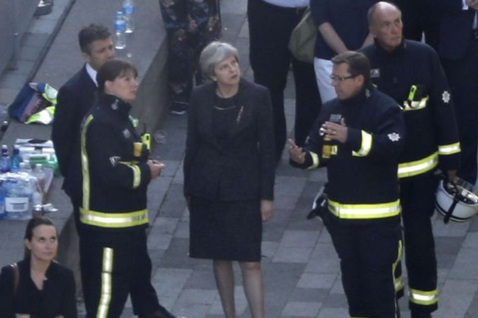 Grenfell One Year On: How Did Theresa May Manage To Stay In