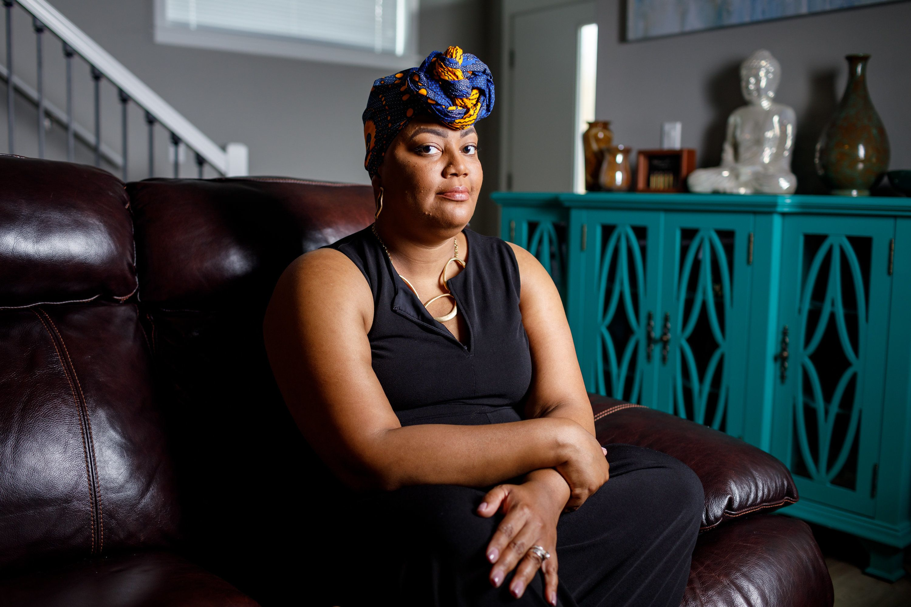 NEWBURG, OR – June 3rd, 2018: At her home in Newberg, OR 