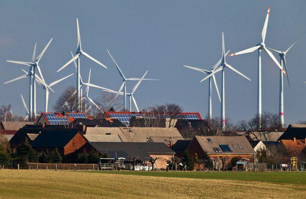 독일 브라덴부르크에 있는 에너지 자립