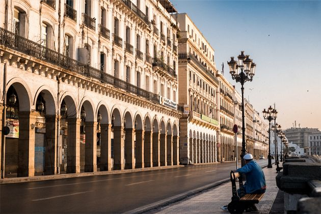 Marseille-Alger: deux rives, un