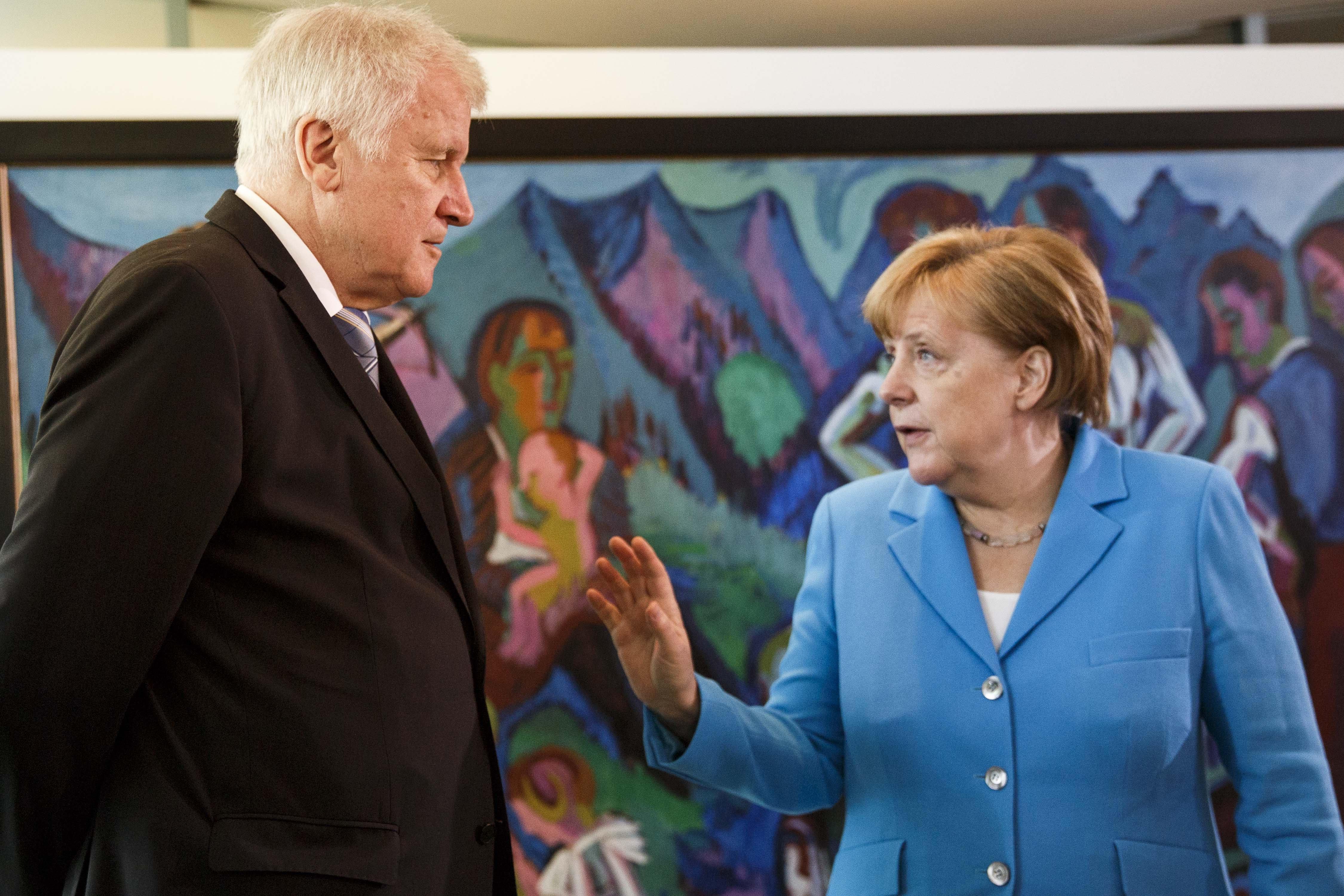 Asylstreit mit Seehofer: Diesen Kompromiss schlägt Kanzlerin Merkel