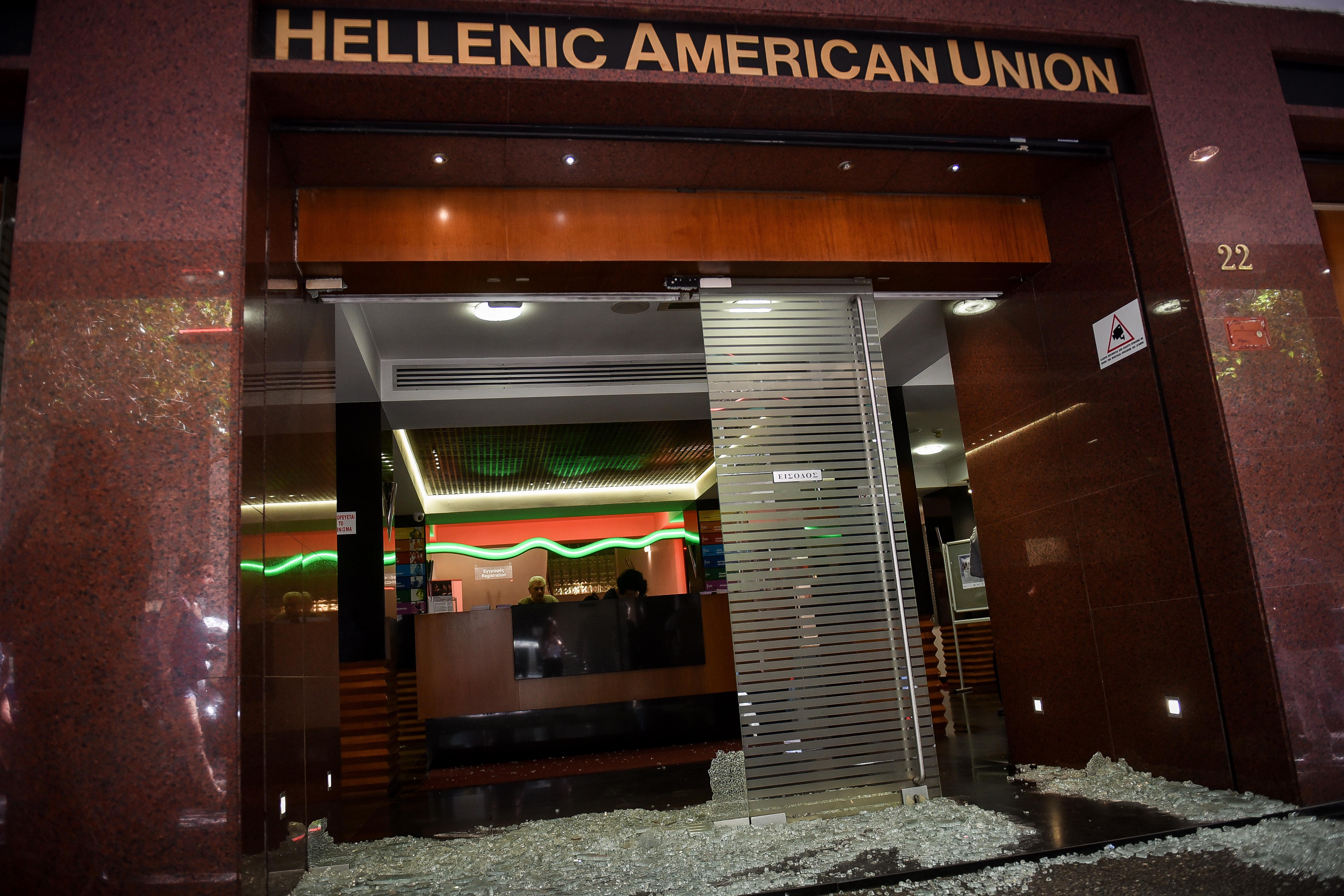 Τι δείχνουν οι έρευνες της ΕΛ.ΑΣ. για την επίθεση στην Ελληνοαμερικάνικη