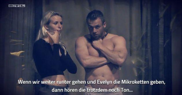 Heimliches Treffen zwischen Carina und Philipp: Was wohl dahinter