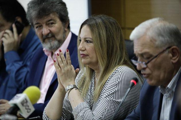 «Όχι» Γεννηματά στη συμφωνία για το όνομα της ΠΓΔΜ: «Δεν είναι ολοκληρωμένη