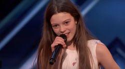 Χειροκροτώντας όρθιοι μία 13χρονη που μόλις άνοιξε το στόμα της μεταμορφώθηκε σε λέαινα (και δεν εννοούμε πως άρχισε να