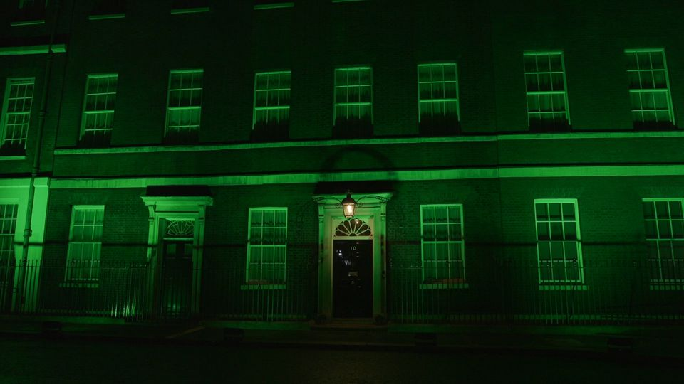 Grenfell green shines on