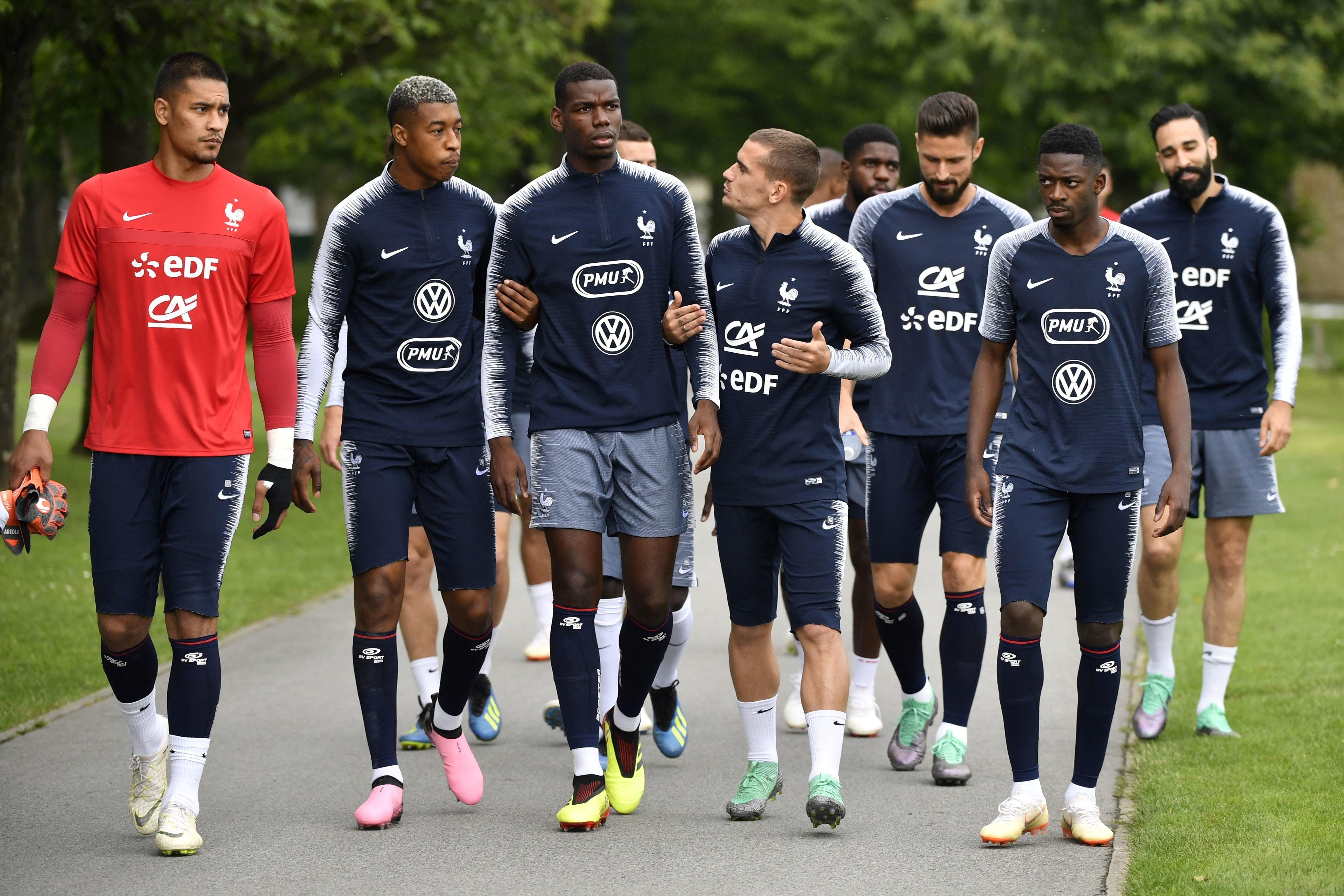 L'équipe de France sera la principale cible du racisme à la Coupe du monde selon cet expert