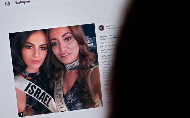 Η selfie που έκανε την οικογένειά της Μις Ιράκ να εγκαταλείψει τη χώρα λόγω απειλών κατά