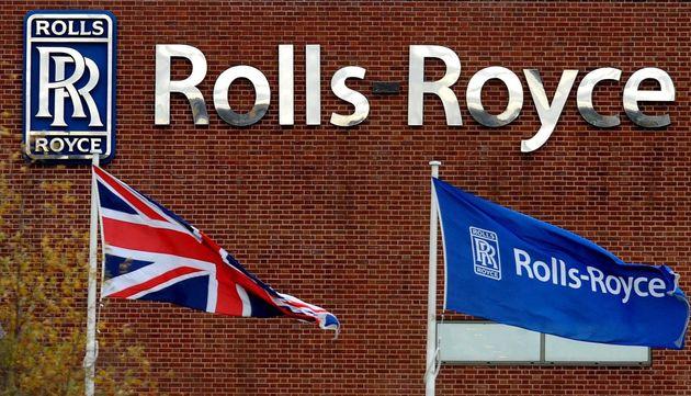 Rolls Royce HQ in