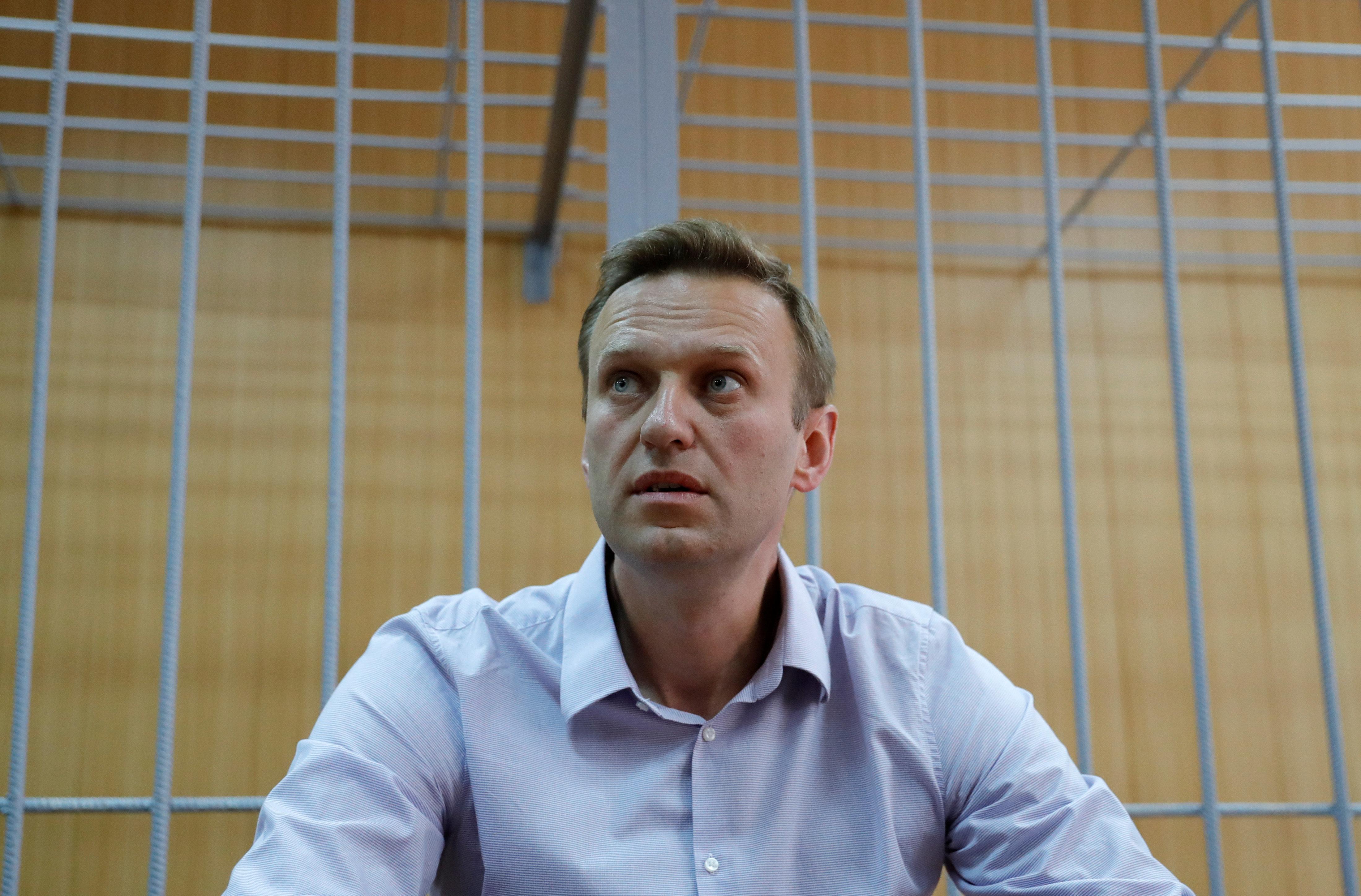 Ρωσία: Ελεύθερος έπειτα από κράτηση 30 ημερών ο αντιπολιτευόμενος