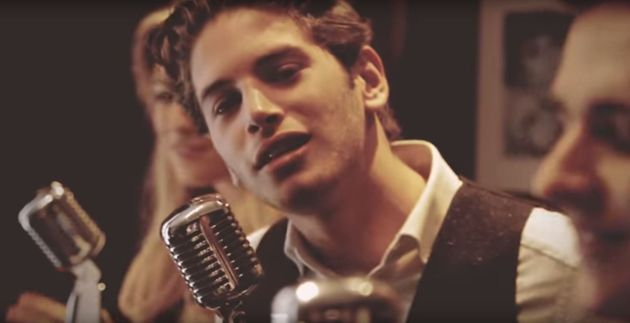Eyal from 'Love Island' was in pop band