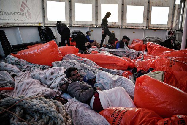 Contrairement aux propos de Macron, ce n'est pas l'Italie qui est cynique face aux migrants, c'est la
