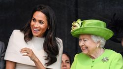 Queen Elizabeth Singles Out Meghan Markle In Emotional