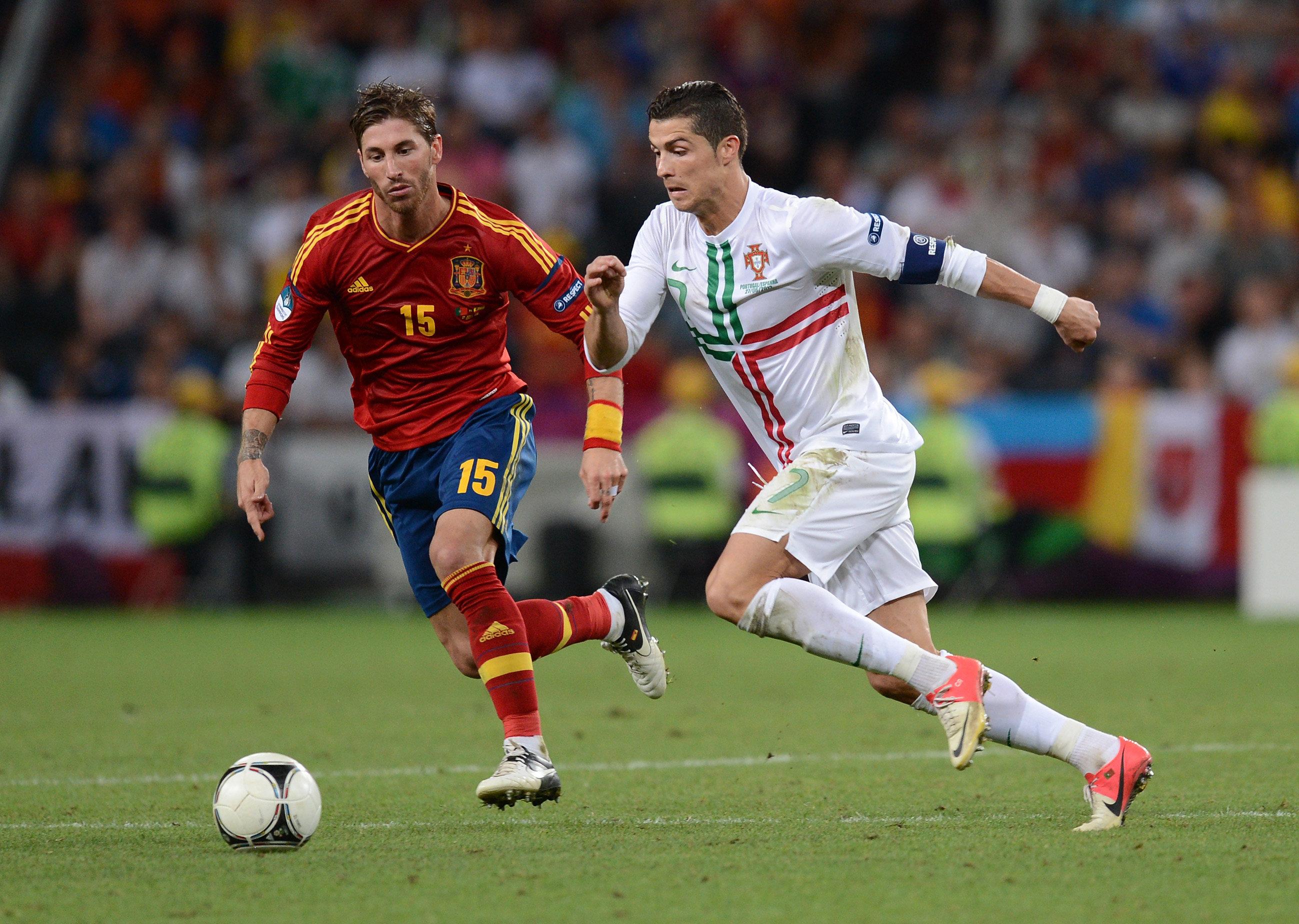 Spanien – Portugal im Live-Stream: WM in Russland online
