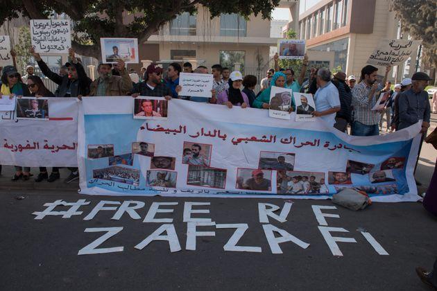 Les détenus du Hirak boycottent leur procès et clament leur