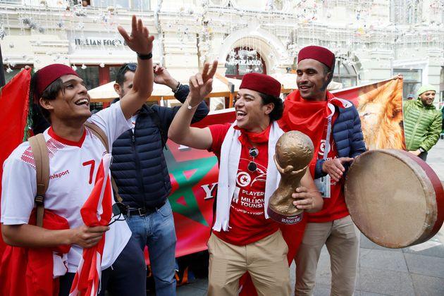 Tunisie: Des fans zones, des écrans géants et des animations pour le