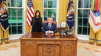 kardashian west and trump