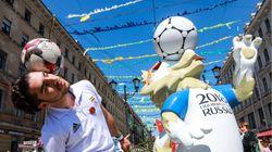 Coupe du monde 2018: que la fête