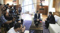 Ντομπρόβσκις μετά τη συνάντηση με Τσίπρα: Η ελληνική οικονομία τελικώς