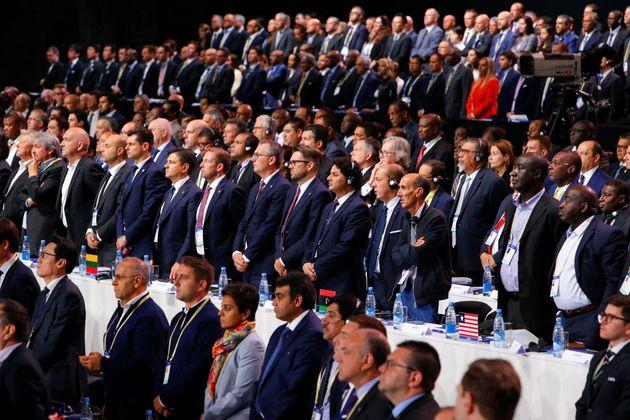 Leurs votes ont été enregistrés en faveur de United 2026, mais la Guinée et le Liban affirment avoir...