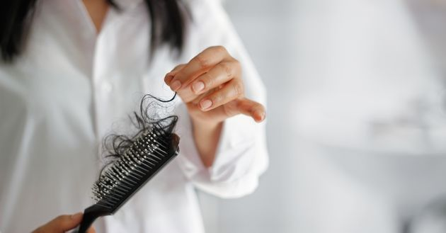 Stress-induced shedding doesn't always lead to permanent hair loss or baldness, but see a...