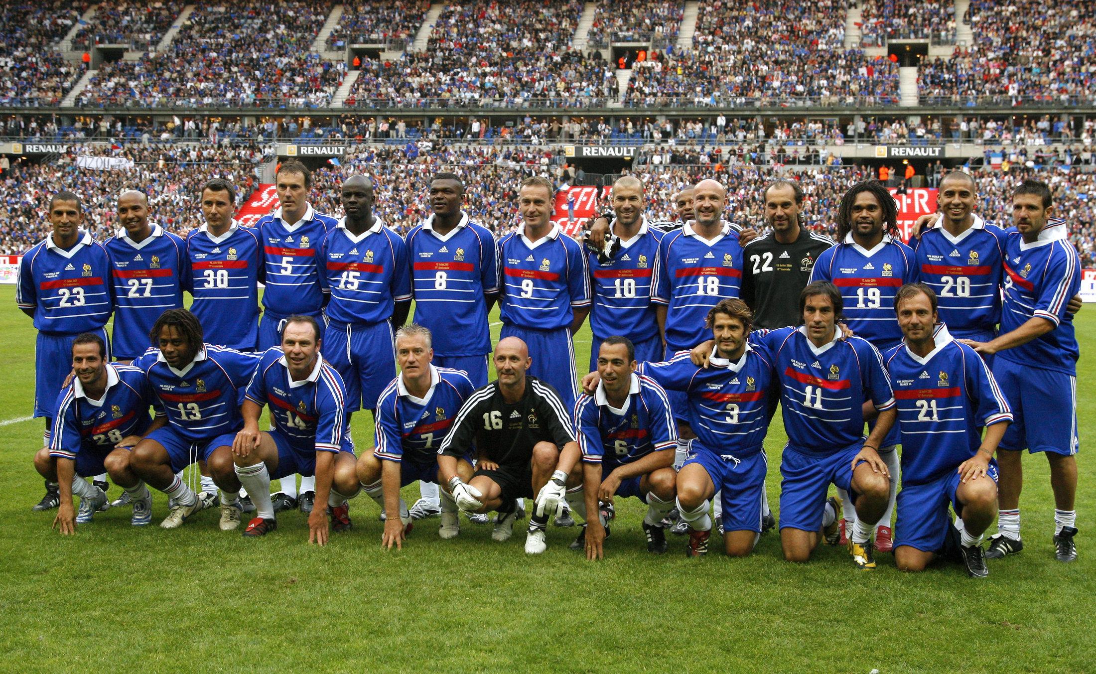 La victoire de la France à la Coupe du Monde 1998 ou l'illusion d'une France « Black, Blanc, Beur