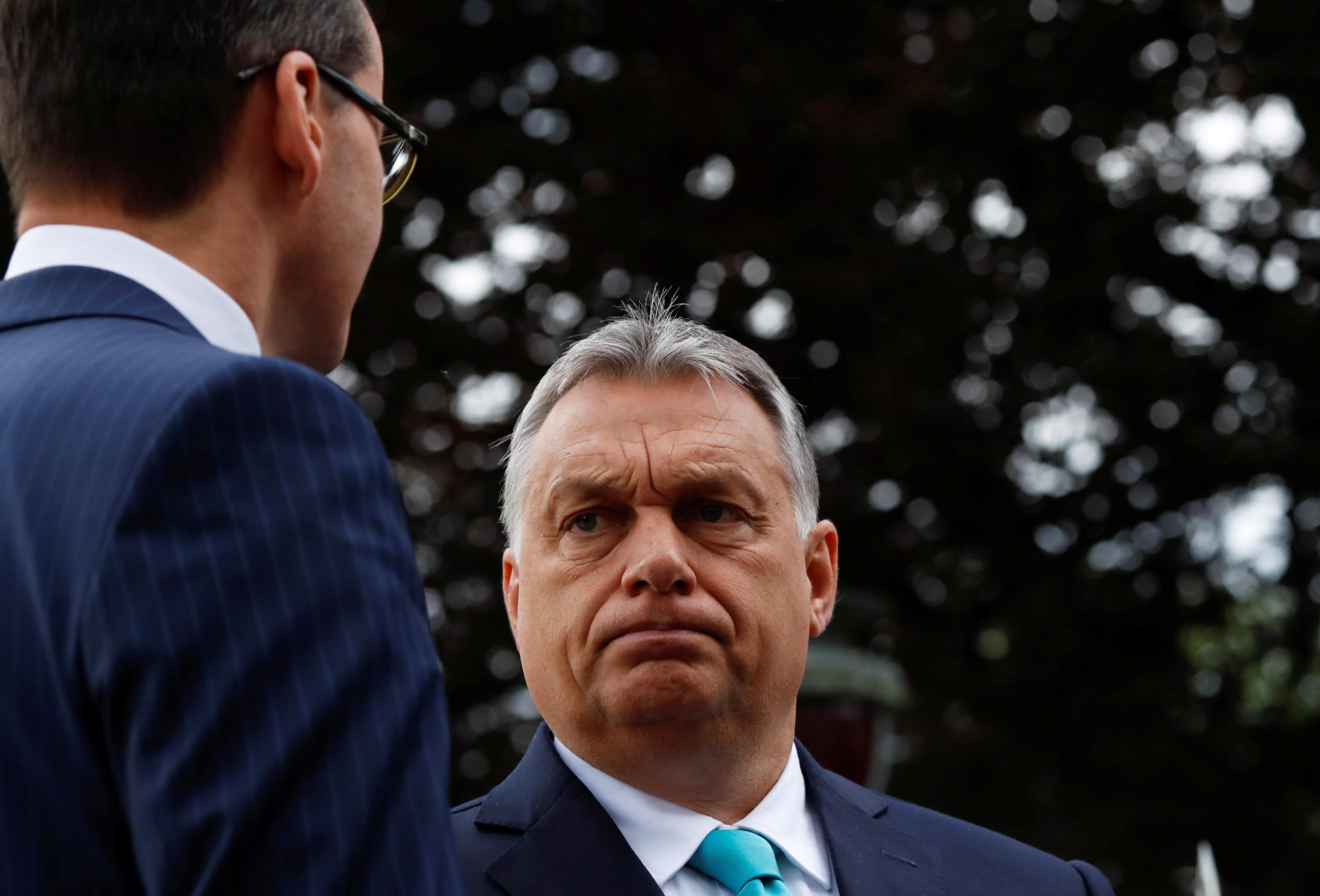 SZ: Ο ούγγρος πρωθυπουργός καλεί τους εθνικιστές να μην ενδώσουν στις ξένες πιέσεις μέσω μιας ήδη υφιστάμενης κρίσης μεταξύ