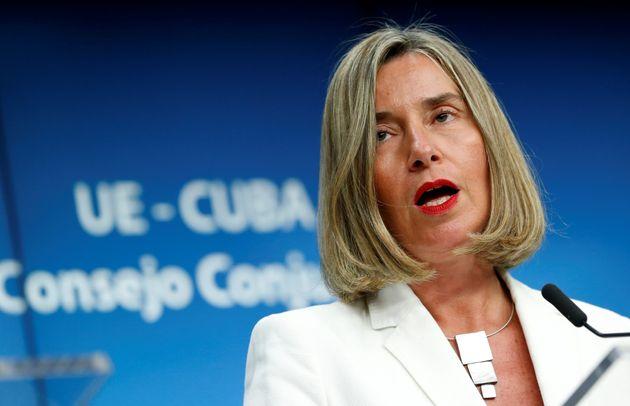 Όλα τα κόμματα στο Ευρωκοινοβούλιο στηρίζουν τη συμφωνία Ελλάδας-ΠΓΔΜ, σύμφωνα με τη Φεντερίκα