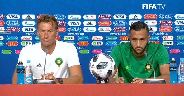 Match Maroc-Iran: