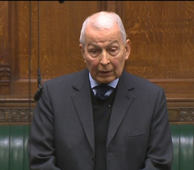 Frank Field has criticised the Universal Credit system.