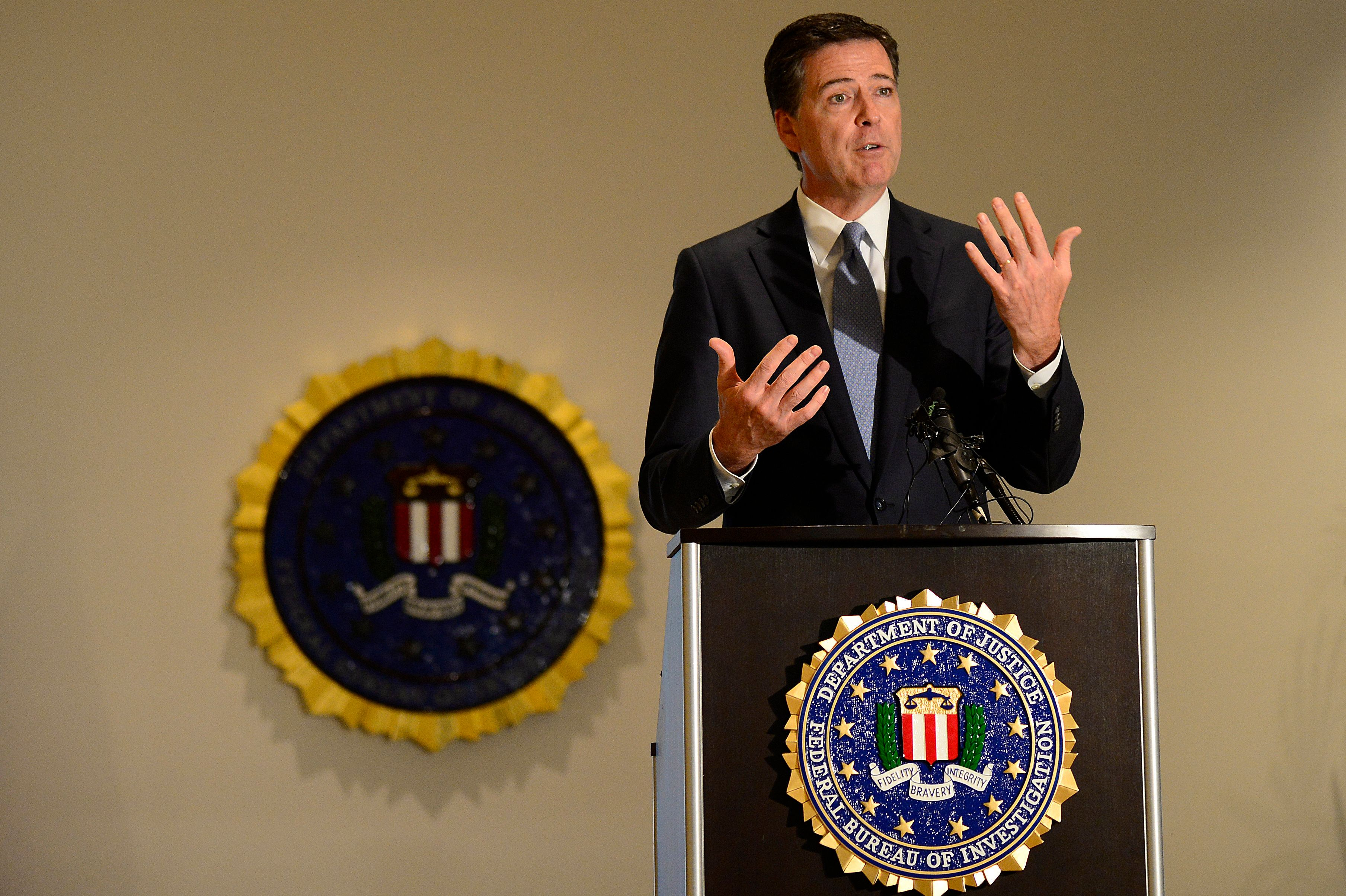 The Justice Department's internal watchdog found that former FBI Director James Comey broke FBI and DOJ rules in hisdec