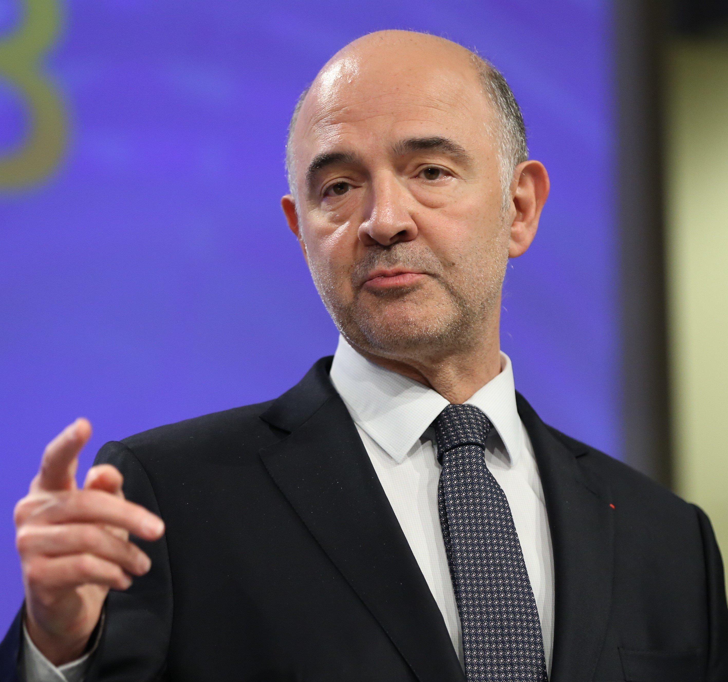 Μοσκοβισί: Οι δεσμεύσεις από την Ελλάδα εκπληρώθηκαν. Αυτό θα είναι το σύνθημα του επόμενου