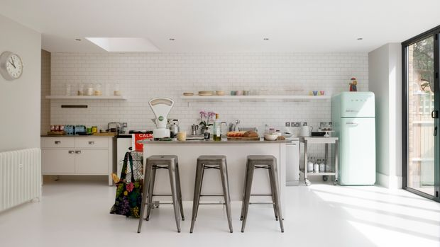 North London Victorian conversion and family home