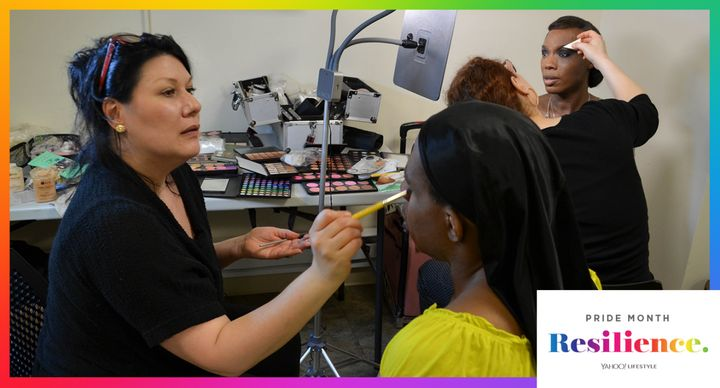 How NYC's Trans Beauty Clinic Is Transforming Lives From The