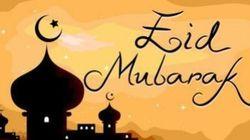 Vendredi 15 juin, premier jour de l'Aïd El Fitr en