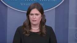 Sarah Huckabee Sanders Cites Bible As Reason To Detain Immigrant