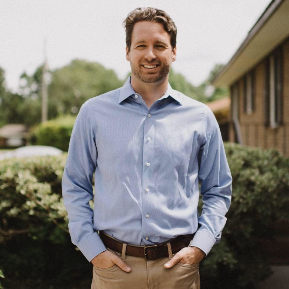 Democrats believe Joe Cunningham has a fighting chance to flip South Carolina's 1st Congressional District.