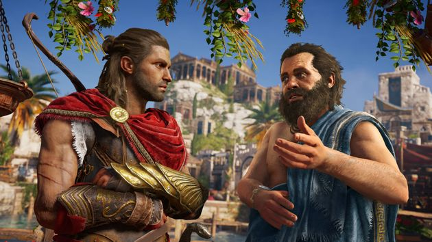 Assassin's Creed Odyssey Preview: Debating Philosophy And Waging War In Ancient