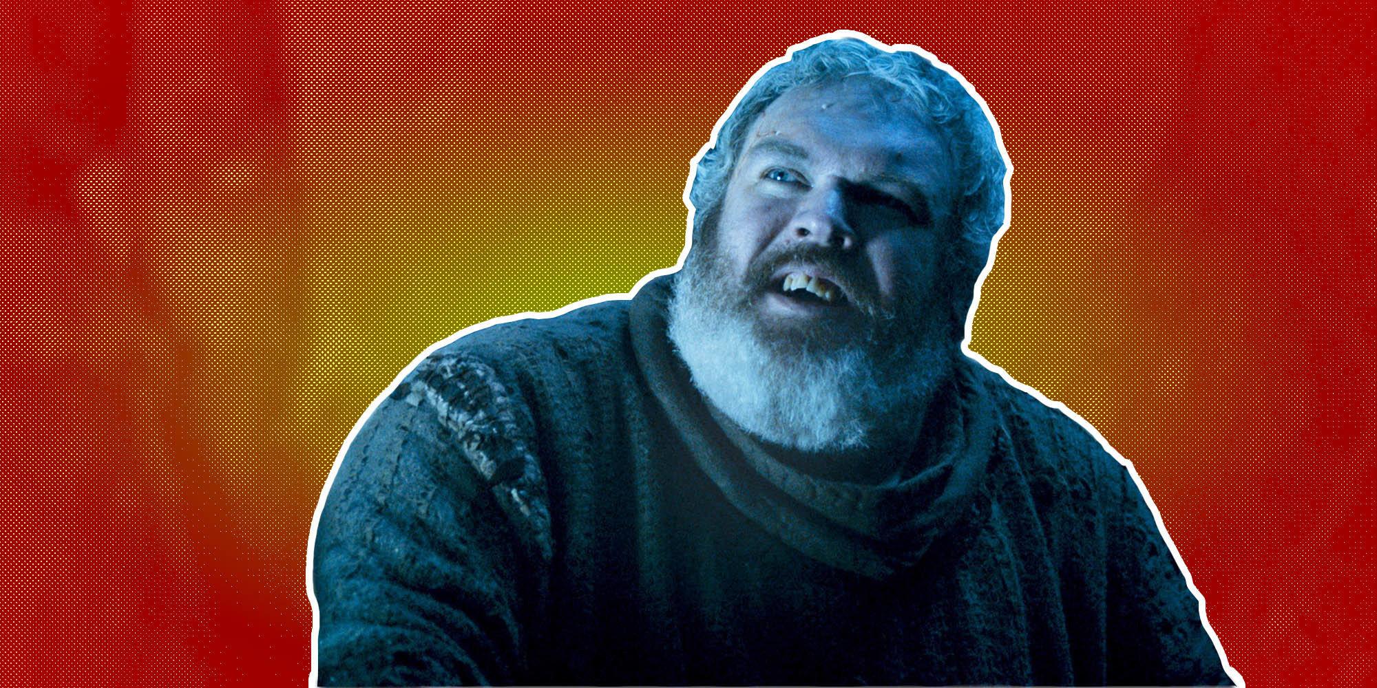 Hodor Hodor Hodor Hodor.