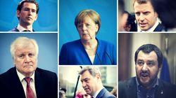 Schlacht um Europa: Die 5 Brennpunkte der neuen Flüchtlingskrise