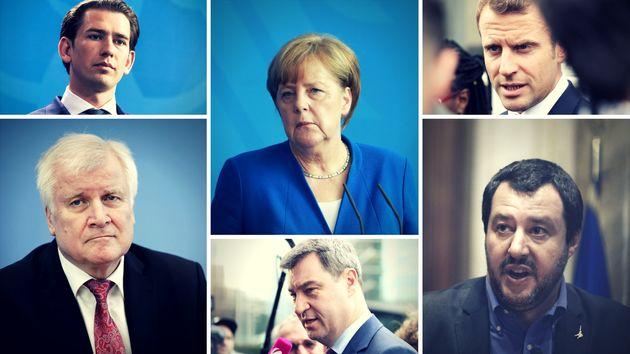 Der Kampf um die Zukunft Europas ist